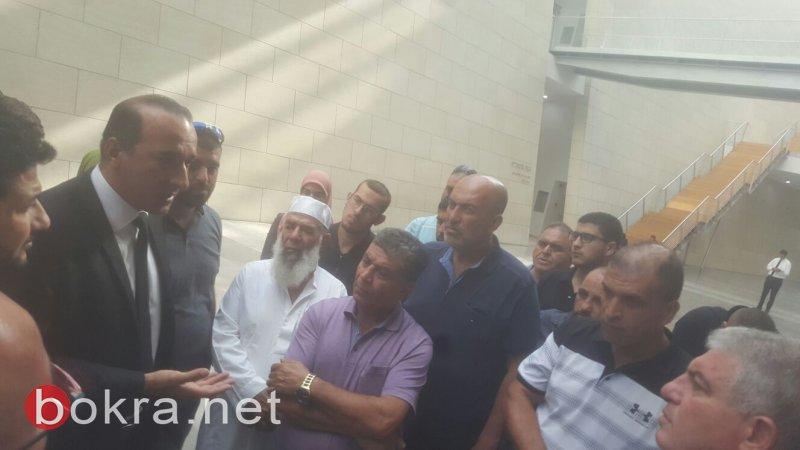 لائحة اتهام ضد محمد خلف وتمديد اعتقاله لـ 9 ايام