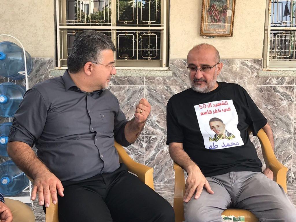 النائب جبارين يستجوب: هل تم اغلاق التحقيق باستشهاد محمد طه؟