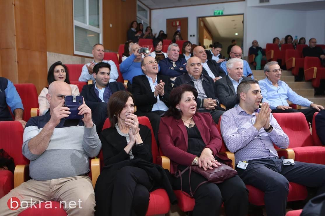 شكر من القلب بمرور ثلاثة سنوات على إجراء أول عملية قسطرة في مستشفى الناصرة الانجليزي