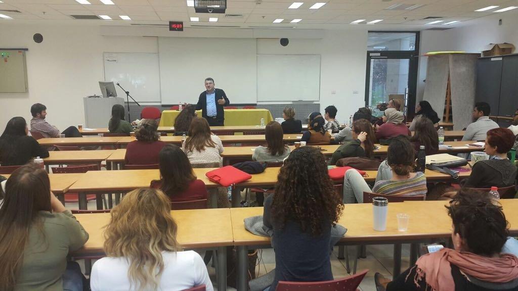 يوم دراسي حول العسر التعلمي لدى الطلاب العرب بمشاركة النائب جبارين