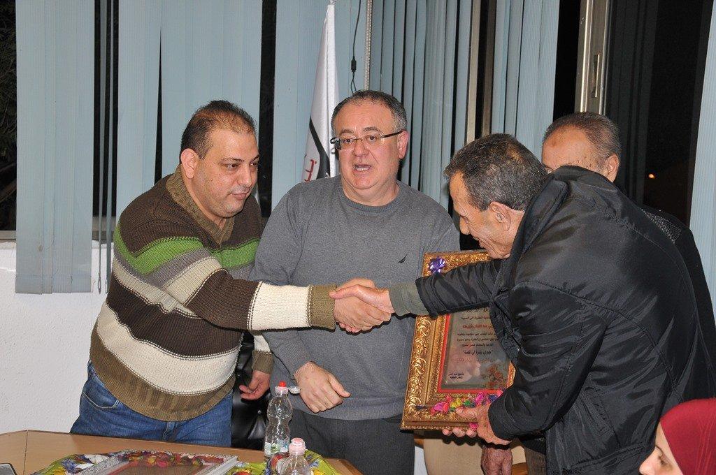 بلدية الطيرة تُكرم العديد من المتطوعين المثابرين، وبطل اسرائيل في الكراتية جود فضيلي