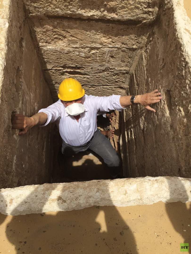 مصر: اكتشاف مثير في تونا الجبل بالمنيا