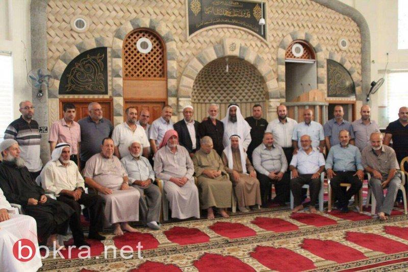 وفاة الشيخ عبدالله نمر درويش، مؤسس الحركة الإسلامية في البلاد