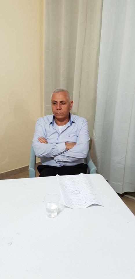 محاضرة للمحامي قيس ناصر في مجد الكروم عن قضايا الارض والتخطيط