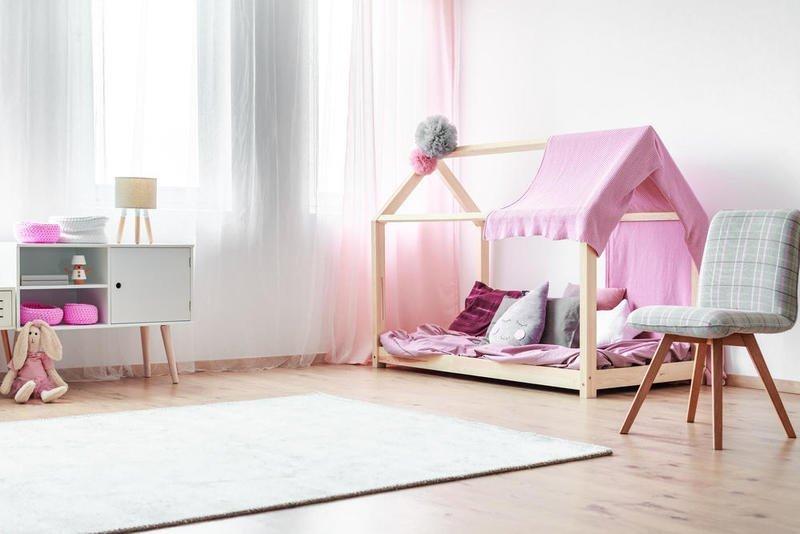 أخطاء في ديكورات غرف نوم اطفال من الجنسين
