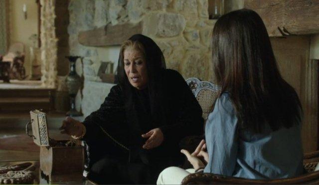 شاهدوا هدية والدة جبل لنادين نسيب نجيم!