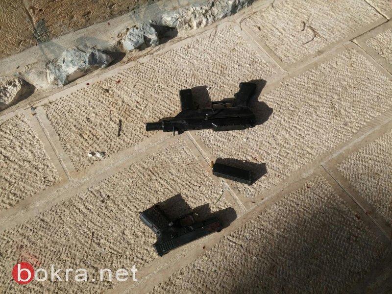 سُمح بالنشر: منفذو عملية المسجد الأقصى من أم الفحم، وهذه تفاصيلهم