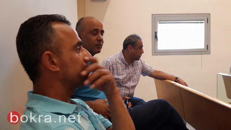 تجميد هدم بيت عائلة أبو غوش من عرعرة حتى شهر أيلول