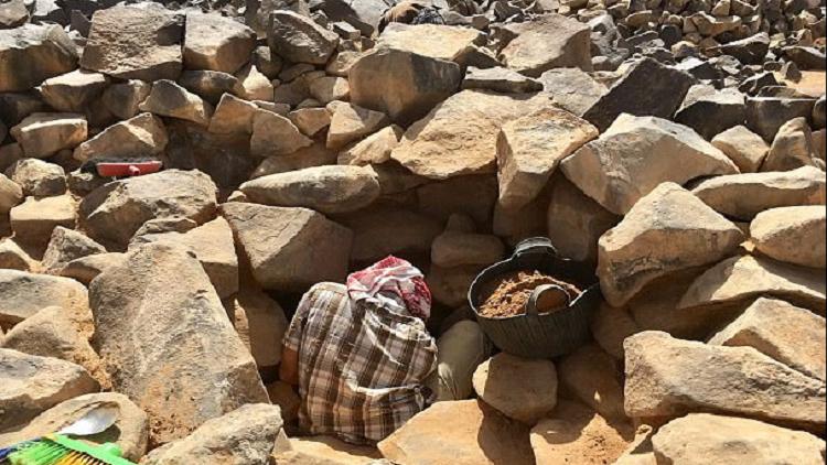 اكتشاف مقابر حجرية غامضة في الأردن عمرها 4 آلاف سنة