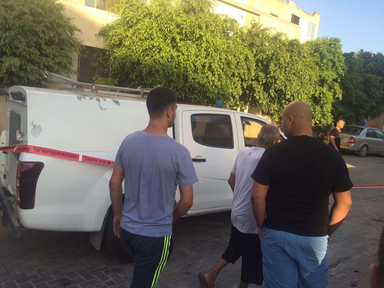 جلجولية: مصابان جراء عيارات نارية والشرطة تباشر التحقيق