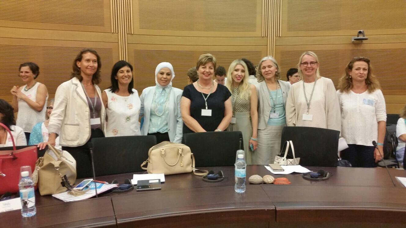 سوزان عبد القادر بشارة لـبُكرا: ادعو لأوسع مشاركة بمؤتمرنا