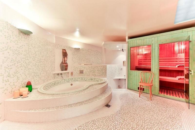 ديكورات ملونة في منزل سيلين ديون الباريسي