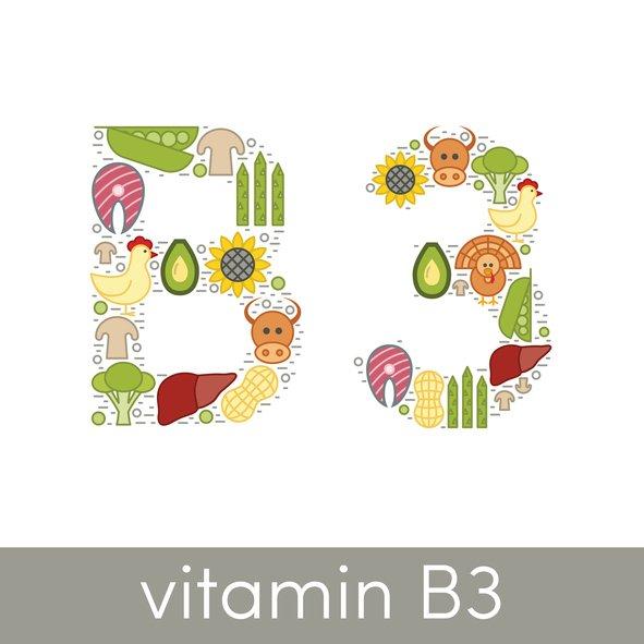 فيتامين «ب3» يمنع الإجهاض والتشوهات الخلقية!