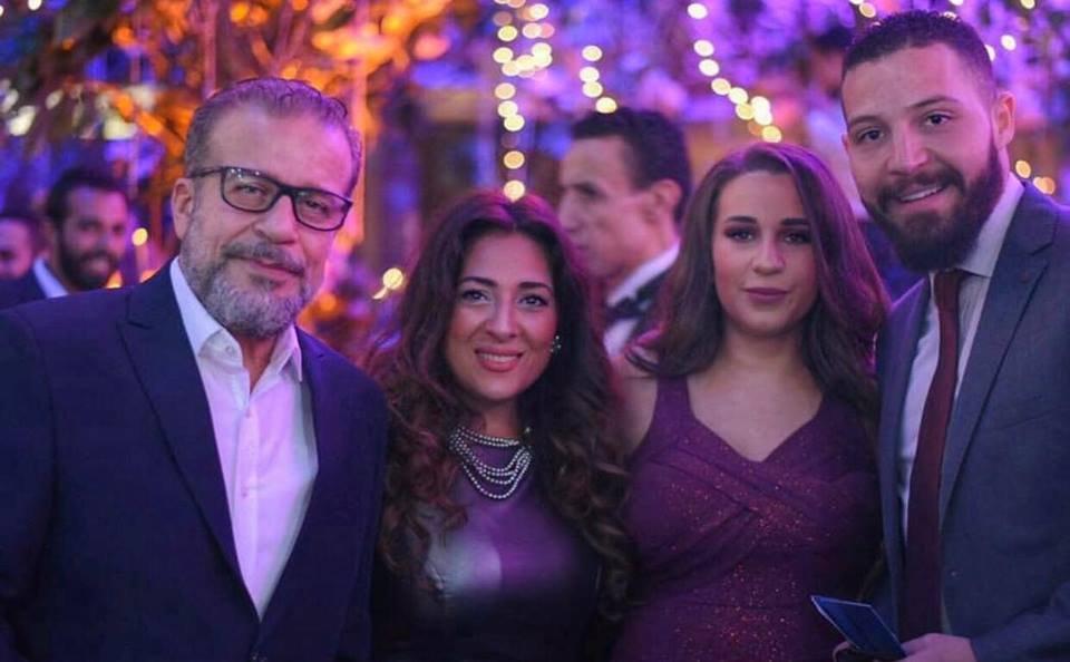 شاهد: خطوبة إبنة شريف منير من ممثل شهير.. خمنوا من هو!!