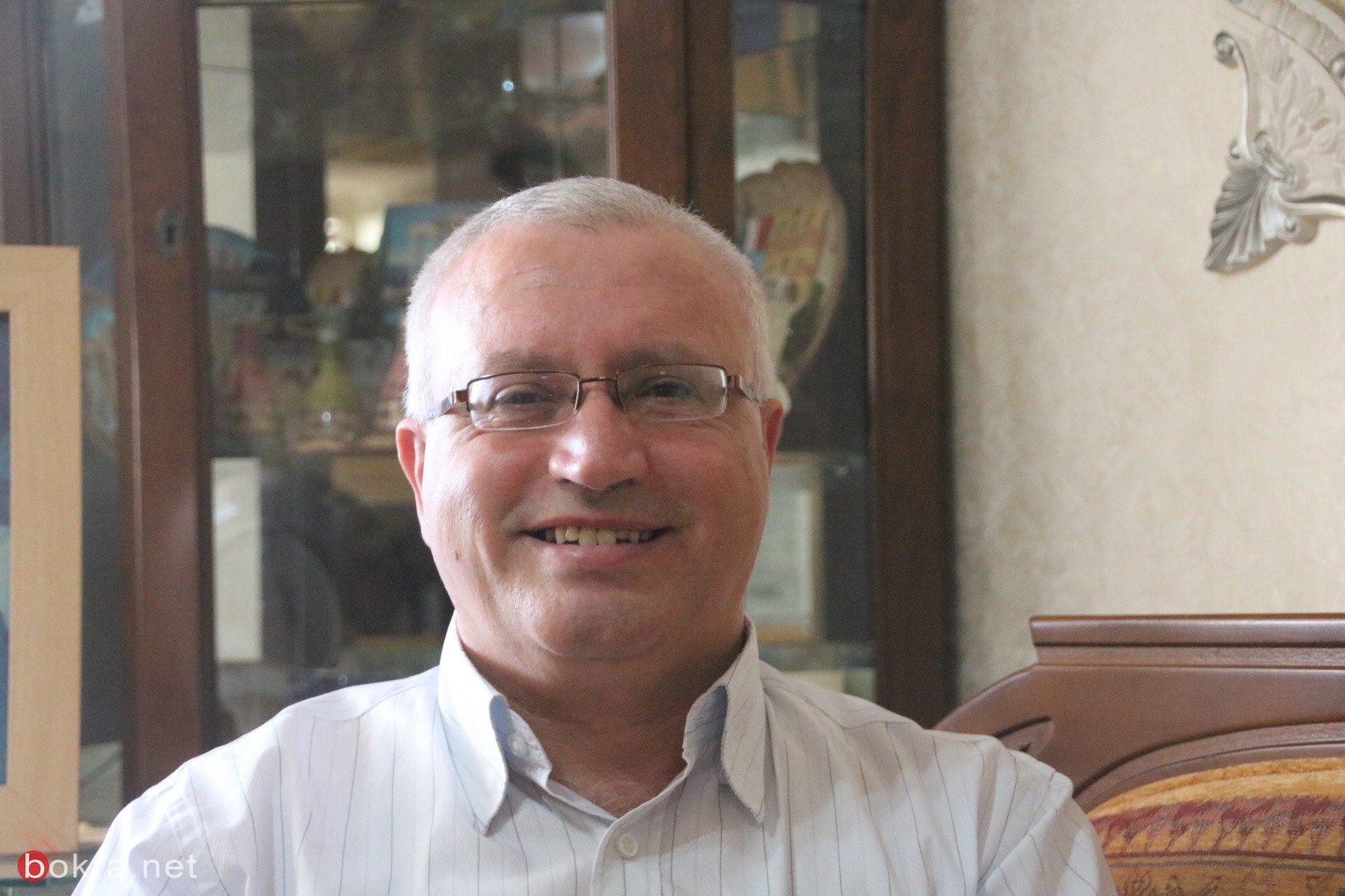 عضو بلدية ام الفحم وجدي جبارين: المشاريع تنجز لو توفرت النية ومحاربة العنف أهمها