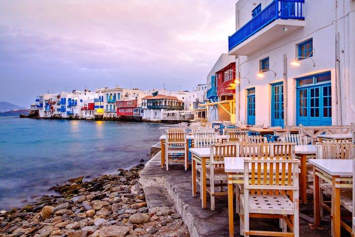 3 جزر يونانية لا تفوتك زيارتها