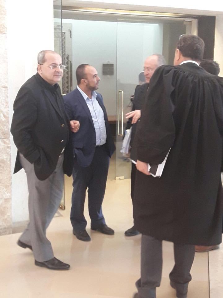 بحضور الطيبي وعماش : المحكمة العليا ترفض التماساً بمنع توسيع جسر الزرقاء
