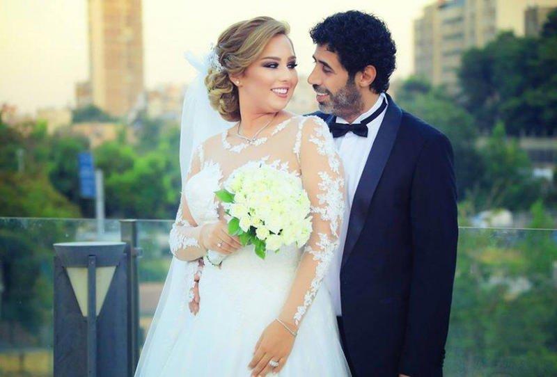هؤلاء النجوم تزوجوا بعد قصة حب.. تعرفوا إليهم