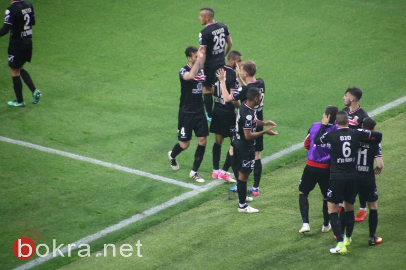 الاتحاد السخنيني يحقق فوزه الثالث لهذا الموسم على مـ حيفا (1-0)