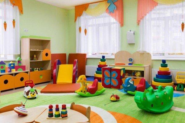 أرضيات ملونة لديكور المنزل