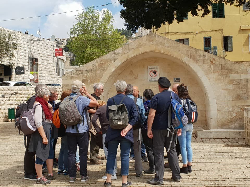 جمعية انماء في مشروع السياحة المجتمعية التنموية