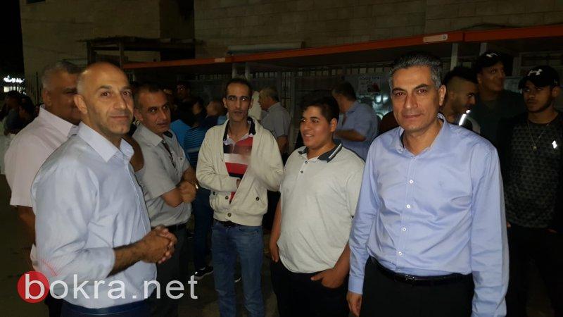 اكسال: وقفة غضب واحتجاج ضد المجزرة بحق الشعب الفلسطيني في غزة