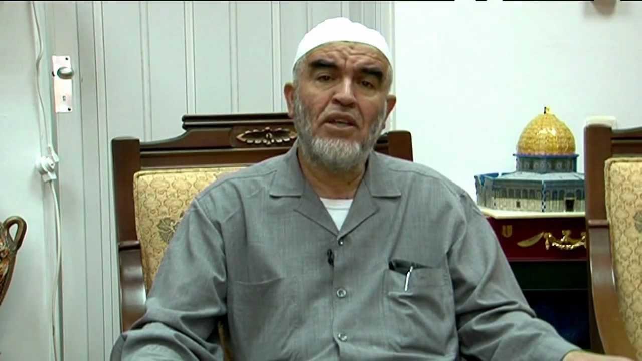 بعد اعتقاله: الشُرطة تحول الشيخ رائد للمحكمة، وتطالب بتمديد اعتقاله