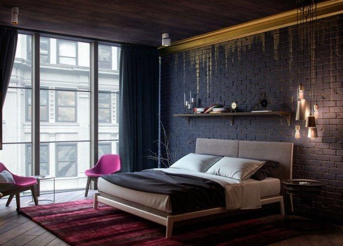 ديكورات غرف نوم هذا الشتاء  .. تنبض بالحيوية