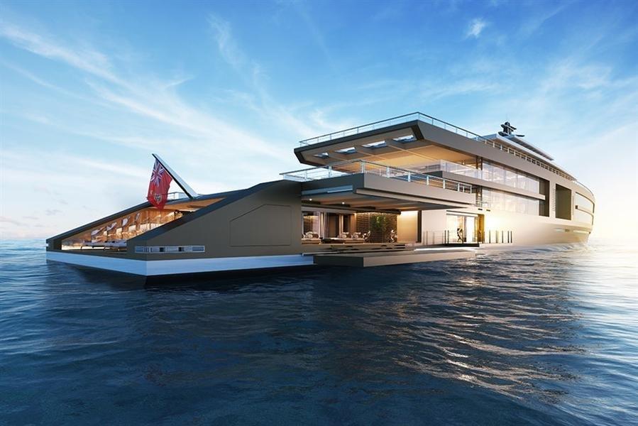 شركة هولندية تعرض تصميما ليخت يمزج الطبيعة بالإبداع والرفاهية