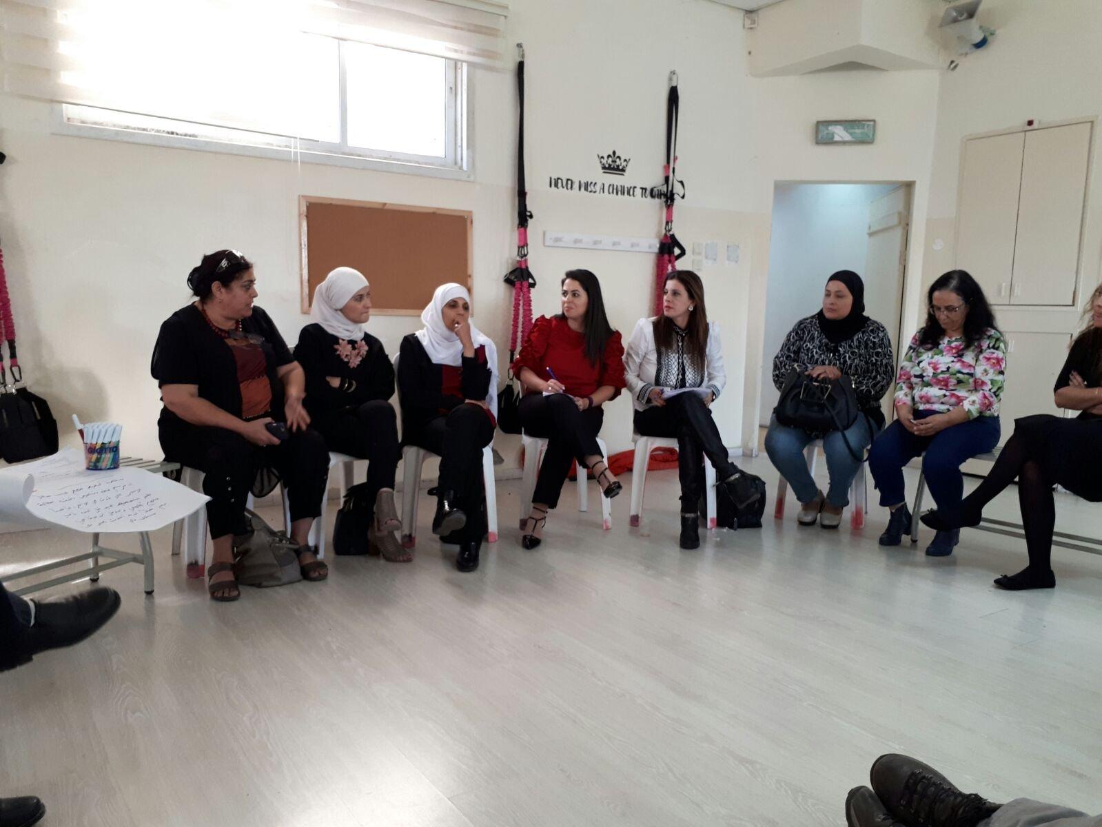 يوم دراسي مثمر للمدراء والطواقم التربوية في اللد