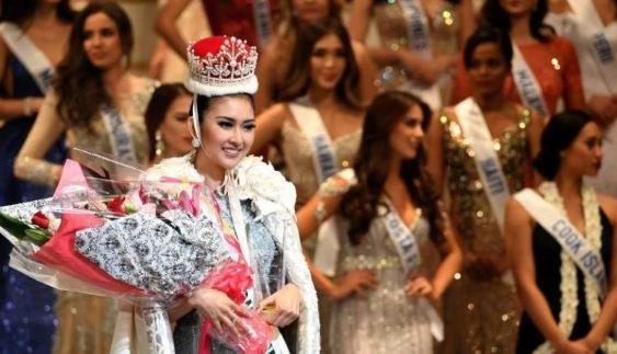 شاهدوا الفائزة بلقب ملكة جمال العالم.. من أي جنسية؟