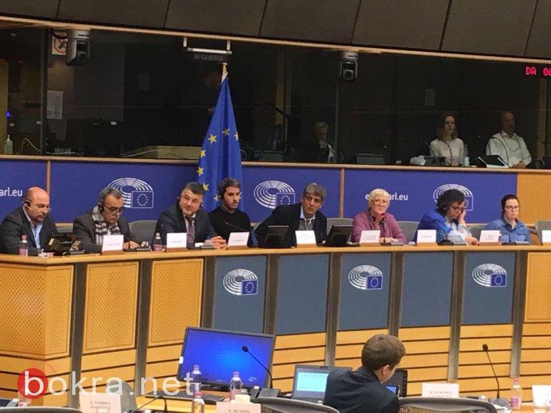 القائمة المشتركة: لقاءات سياسية غير مسبوقة في اوروبا وحضور دولي بارز