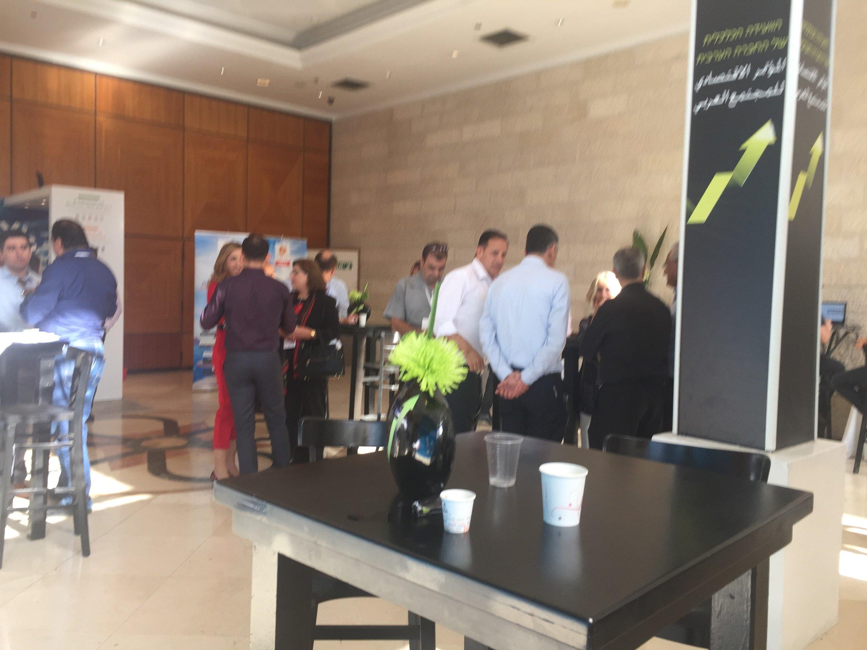 المؤتمر الاقتصادي للمجتمع العربي يدعم أصحاب المصالح!