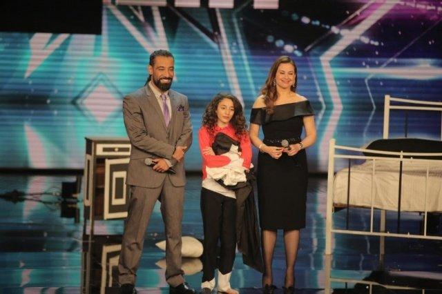 تفاصيل العرض المباشر الأول من Arabs Got Talent