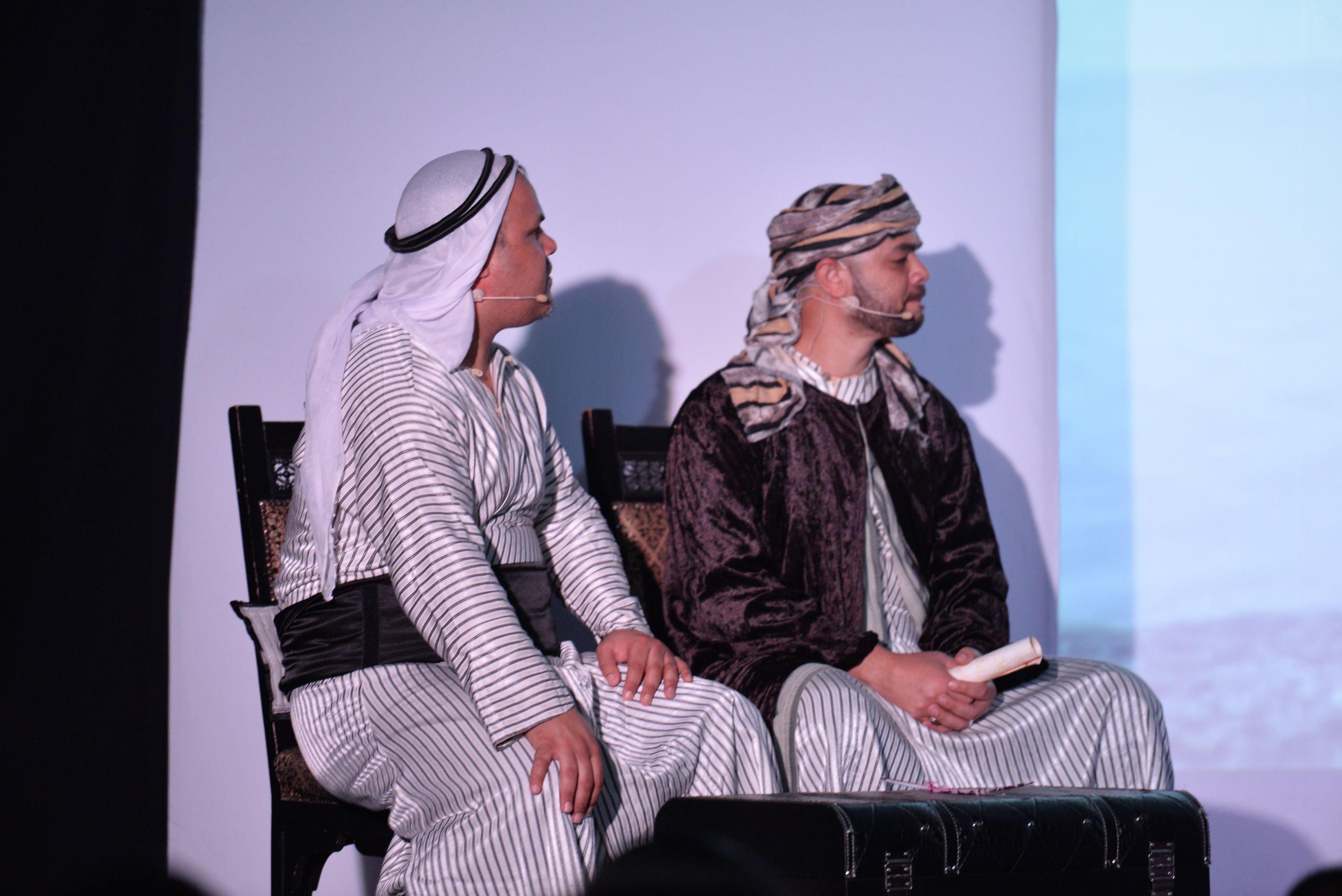 عروض رائعة للسلة الثقافية في مدرسة أورط على أسم حلمي الشافعي عكا