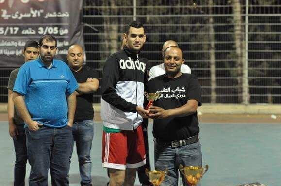 الناصرة: شباب التغيير ينهون دوري العمال لكرة القدم