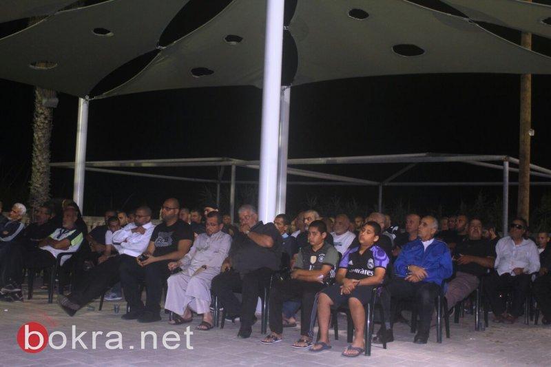 يافا: افتتاح بيت عزاء لشهداء غزة