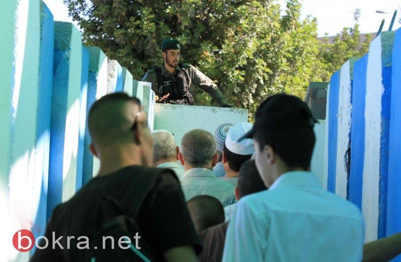 لأول مرة منذ 20 عاماً: حافلات فلسطينية تنقل المصلين للقدس