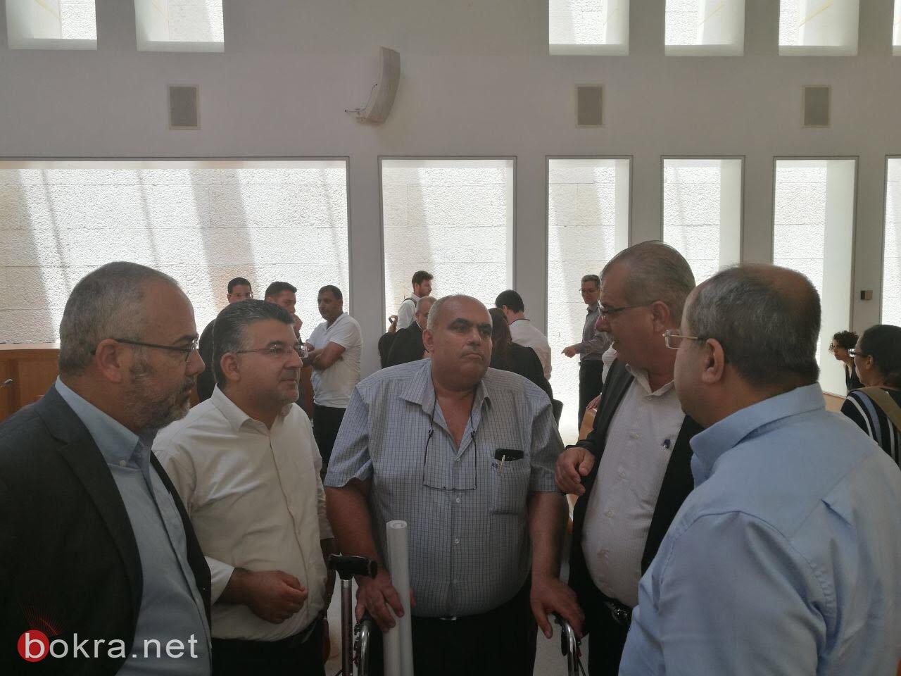 قرارات ايجابية للمحكمة العليا في قضية قرية دهمش