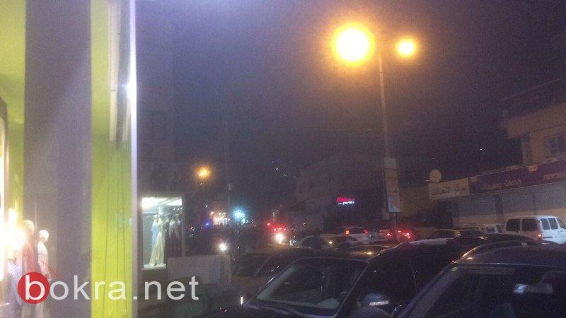 إصابة خطيرة لفحماوي اثر حادث طرق بين سيّارة ودراجة نارية