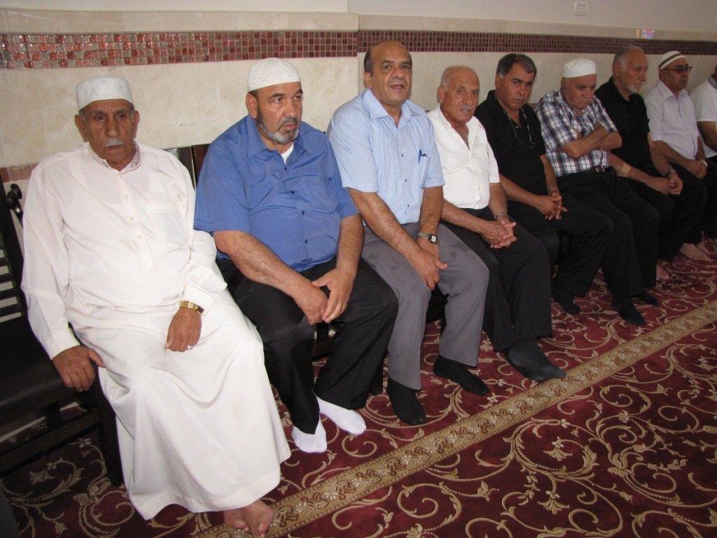 جامع عمر المختار يافة الناصرة يودع العام الهجري