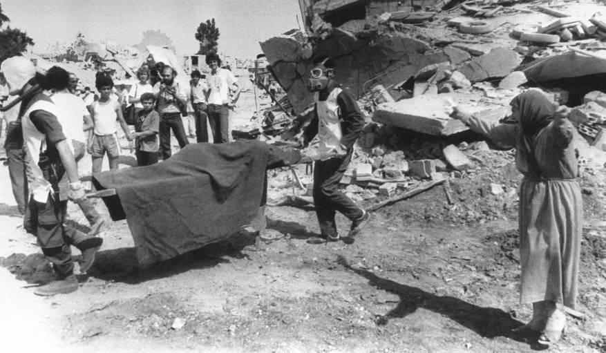 اليوم، الذكرى 35 لمجزرة صبرا وشاتيلا