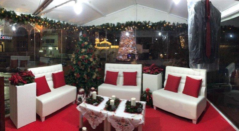 الناصرة: إضاءة شجرة الميلاد يوم 17.12 .. وننتظركم في ستوديو بـُكرا كريسماس