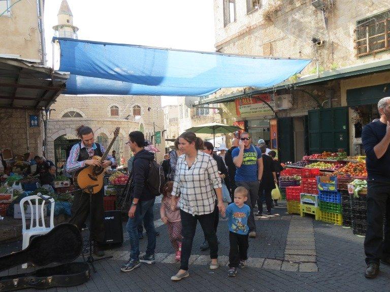 إعادة الحياة للبلدة القديمة في الناصرة، أعادت الحياة لأهلها