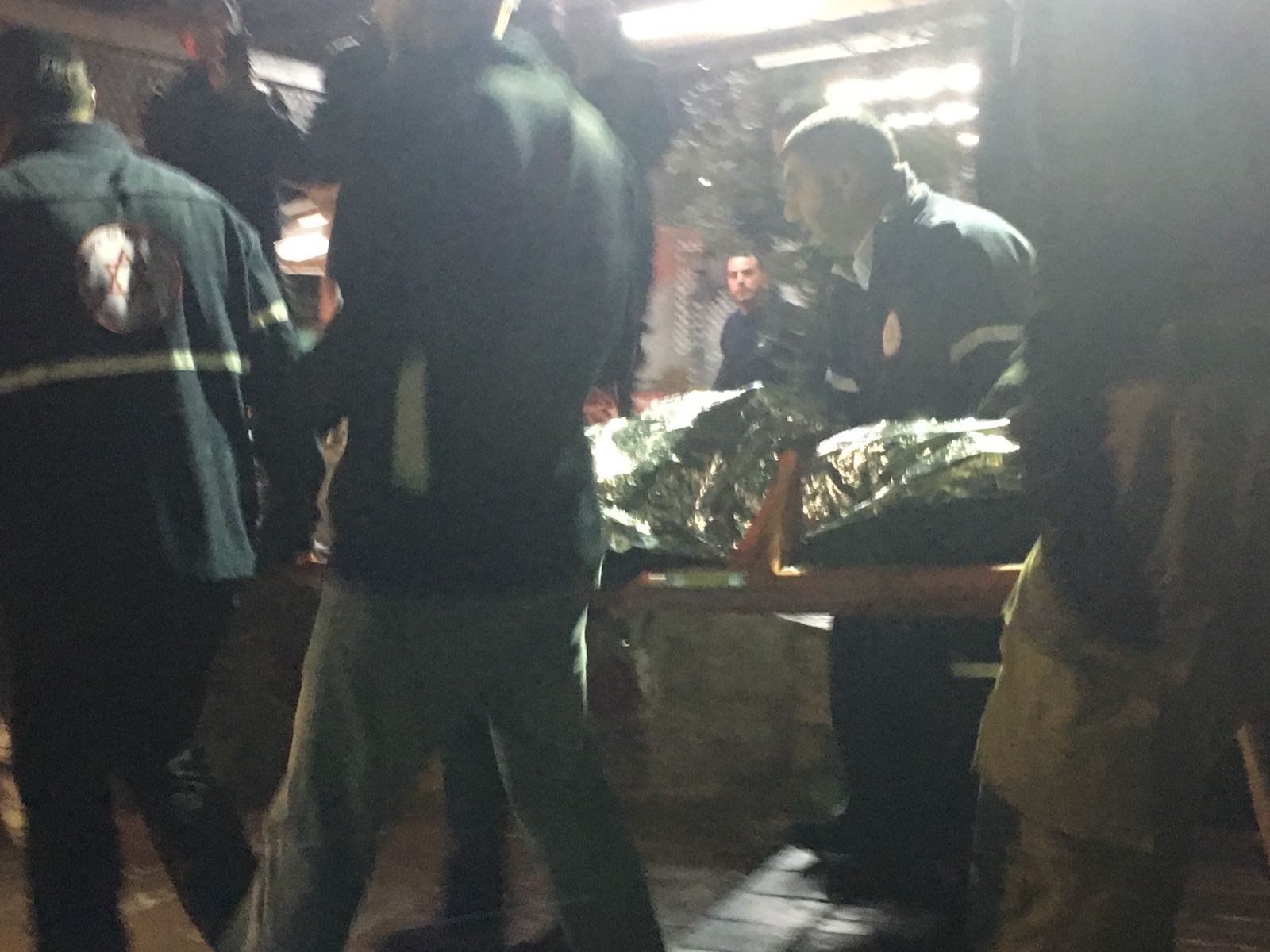كفرقاسم : اصابة فلسطيني و شرطي في ملاحقة بوليسية ليلية
