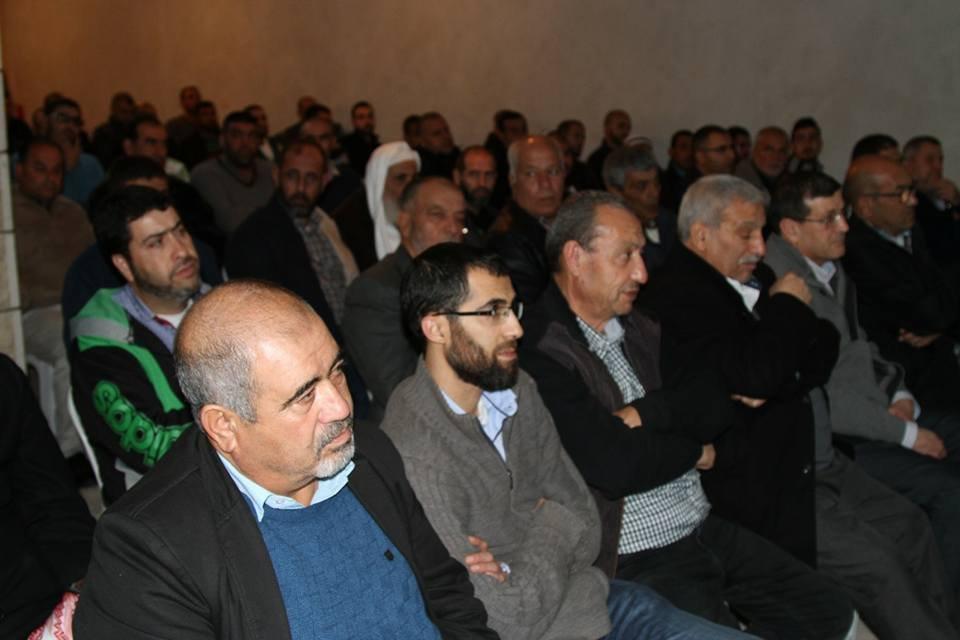 رغم التحديات: الوفاء والإصلاح يقيم ندوة من للقدس في الناصرة