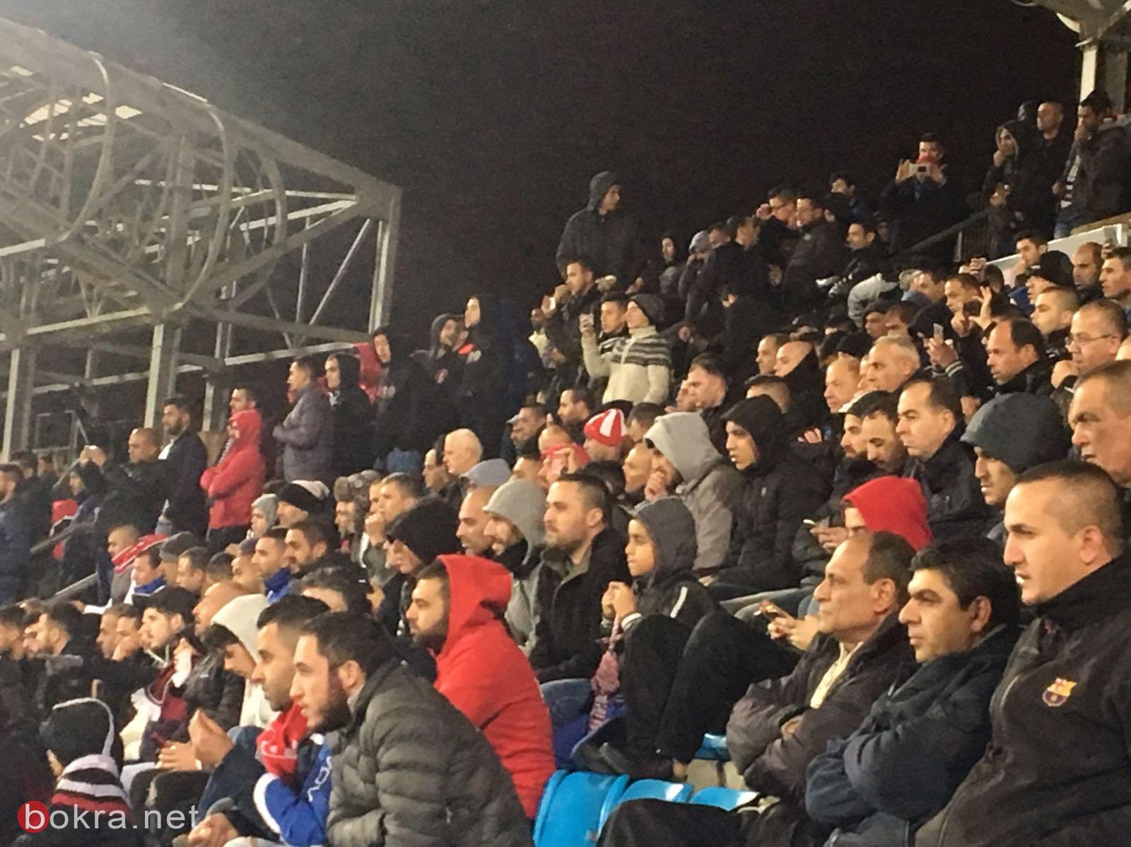 بضوء القنديل.. الاتحاد السخنيني يعود لدرب الانتصارات بفوزه (1-0) على مـ حيفا