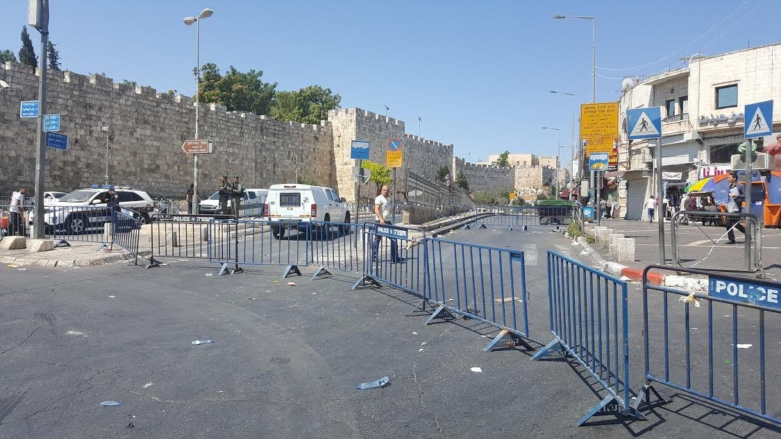 السلطات الاسرائيلية تشدد من اجراءاتها في القدس