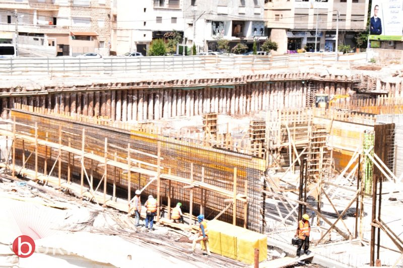 القصر الثقافي الأضخم في البلاد في تقدم مستمر