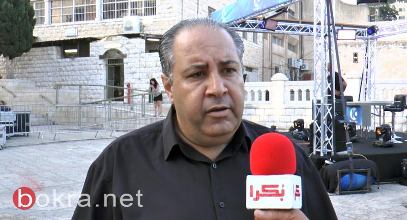 ضمن مشروع قريب للبيت، طاقم القناة العاشرة في ضيافة مدينة الناصرة